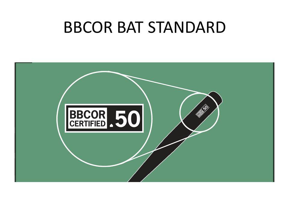 BBCOR BAT STANDARD