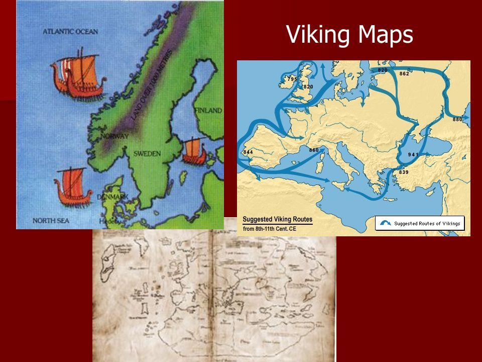 Viking Maps