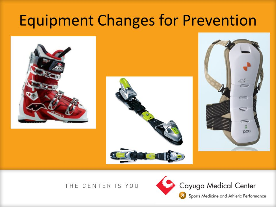 Equipment Changes for Prevention