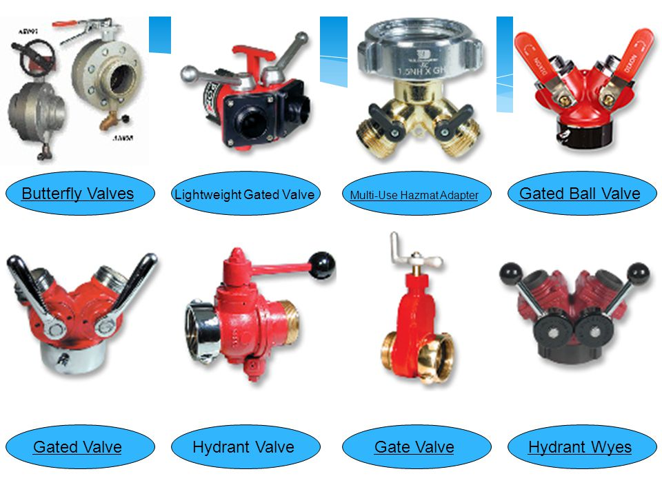 3-Way Siamese Lightweight Leader Line WyesSiamese 2-Way Clappered Gate Valve 2-Way Wyes Automatic Suction Valve Tanker Dump Valve Swing Out Valve