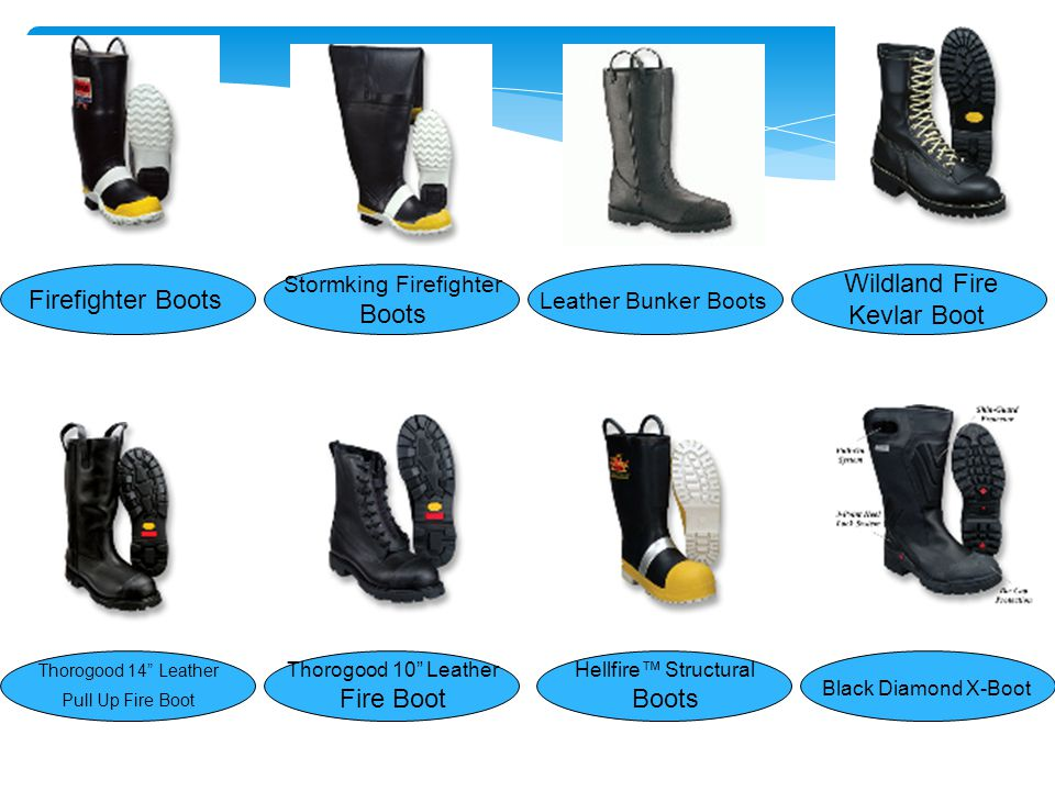 پوتين هاي آتش نشاني ( Firefighting boot ) Hellfire Ulti-met™ Structural Bunker Boot Waterproof Side Zip Composite Safety Toe Boots Hornet Structural Oblique Toe Boots HazMat/Structural Boot