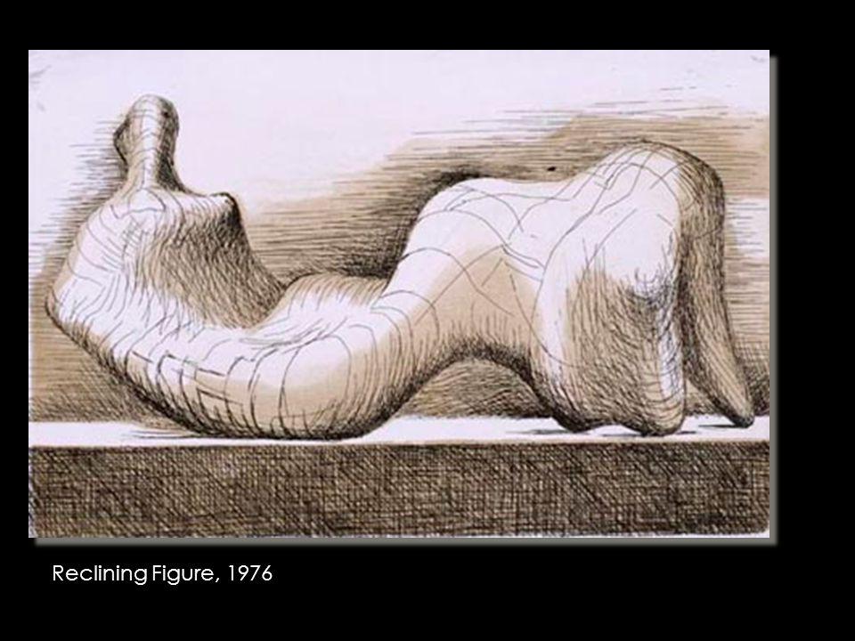 Reclining Figure, 1976