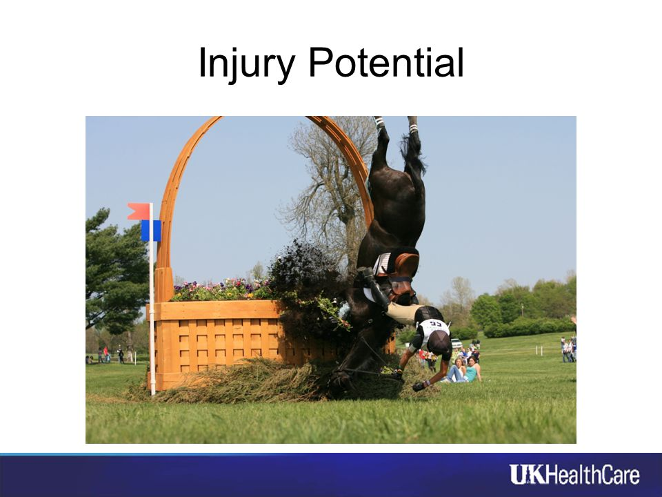 Injury Potential 31