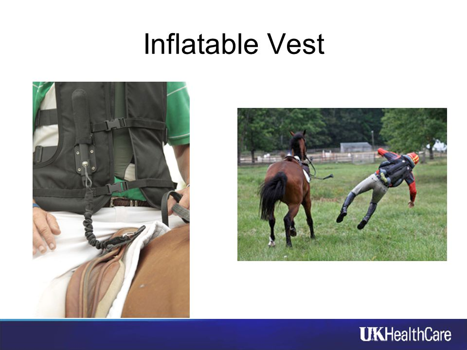 Inflatable Vest