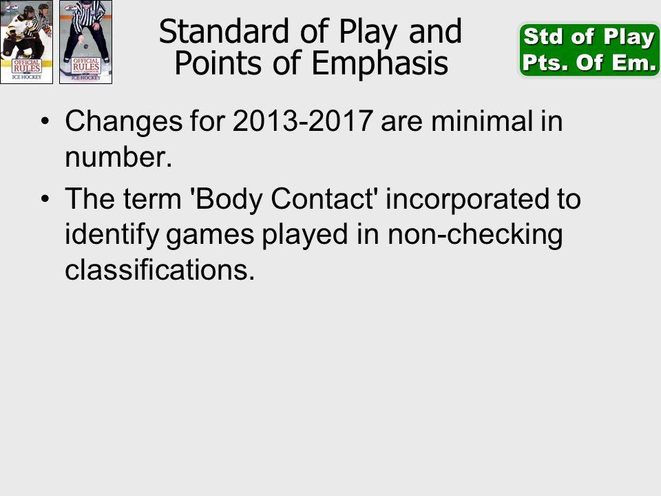 Progressive Suspensions and Players New 411 3 Majors / Season => Addn l 3 games susp.