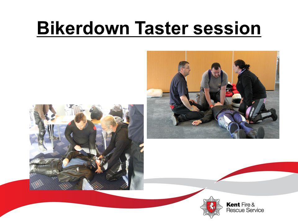 Bikerdown Taster session