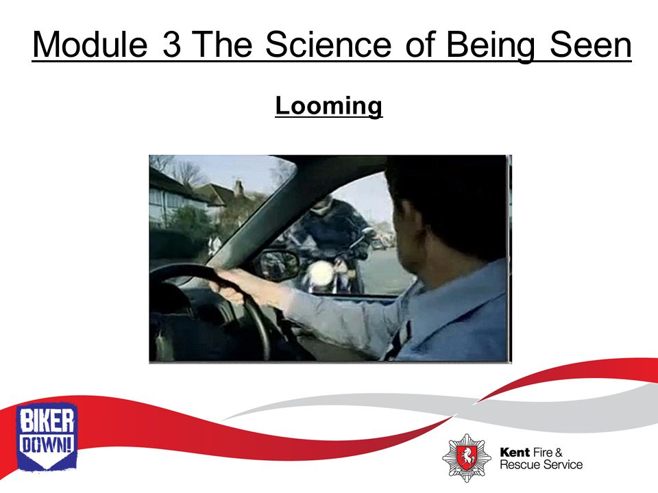 Module 3 The Science of Being Seen Looming