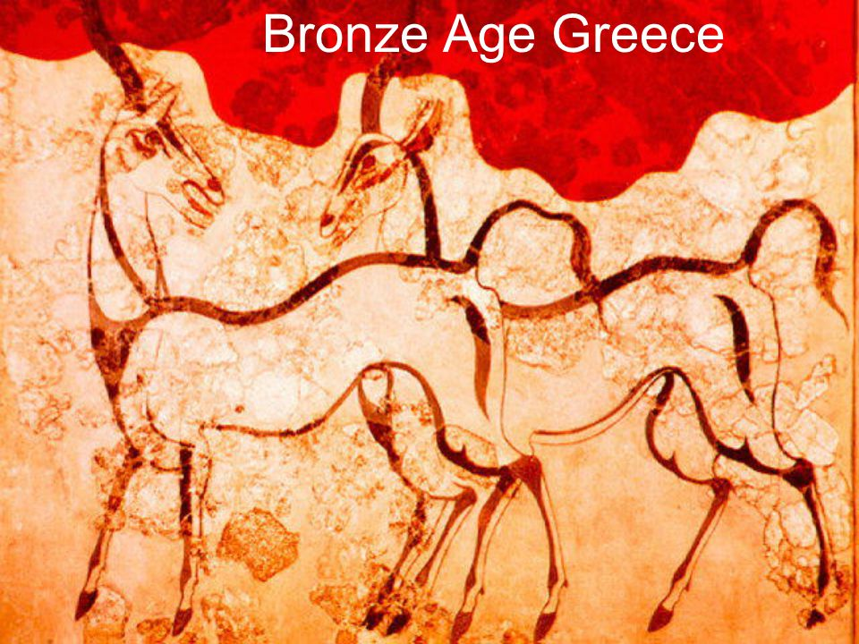 Mycenaean world