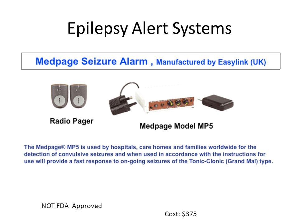 No helmets have been specifically designed for epilepsy