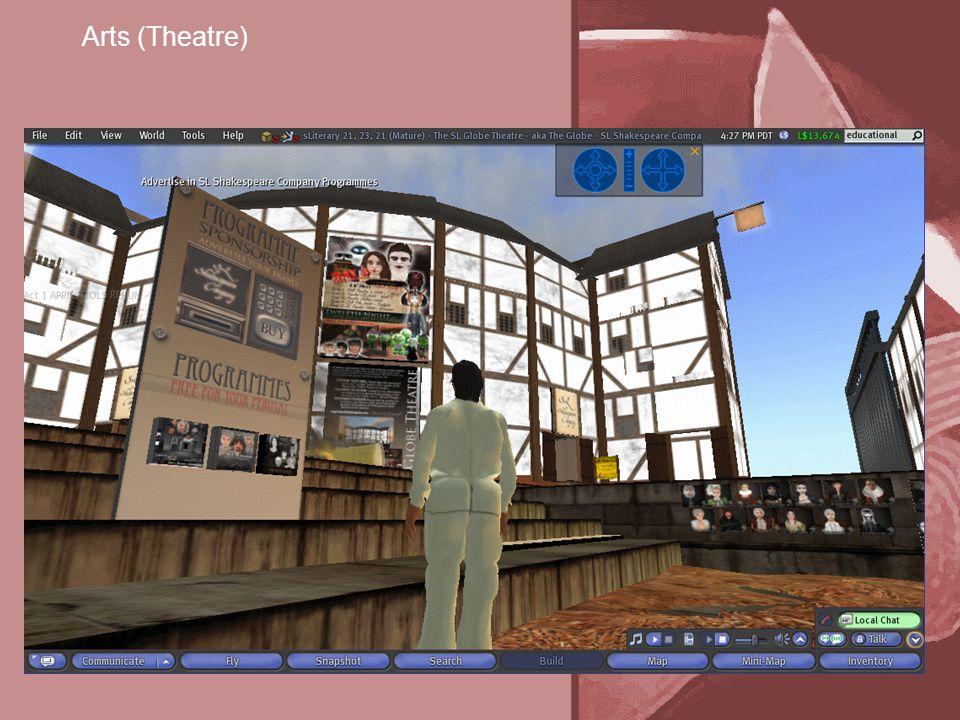 Arts (Theatre)