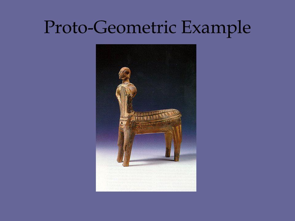 Proto-Geometric Example