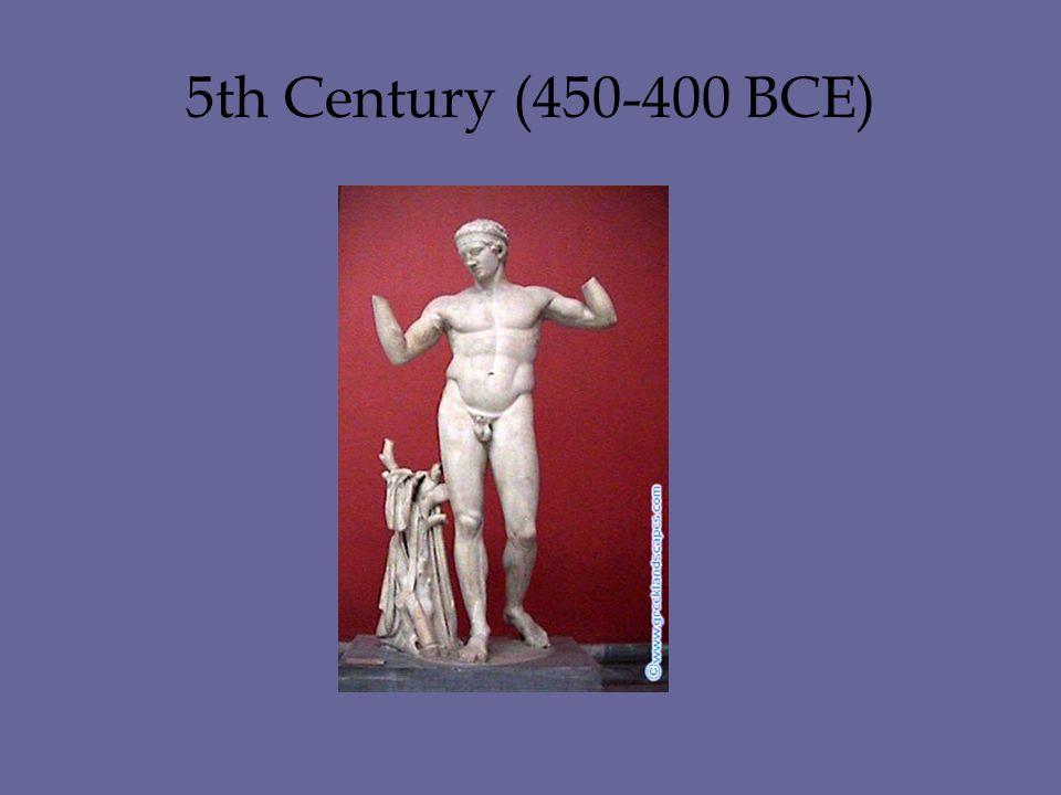 5th Century (450-400 BCE)