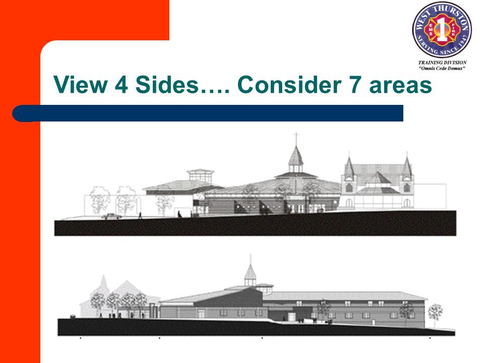 View 4 Sides…. Consider 7 areas