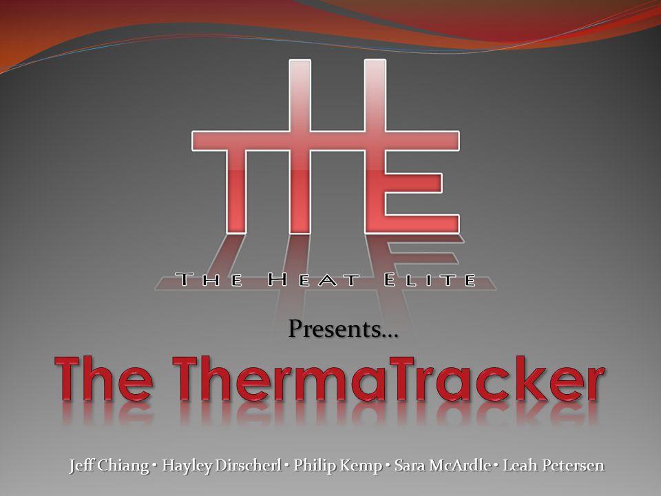 Jeff Chiang Hayley Dirscherl Philip Kemp Sara McArdle Leah Petersen Presents…