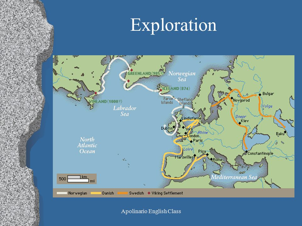 Apolinario English Class Exploration