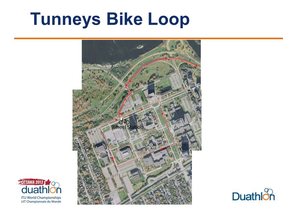 Tunneys Bike Loop