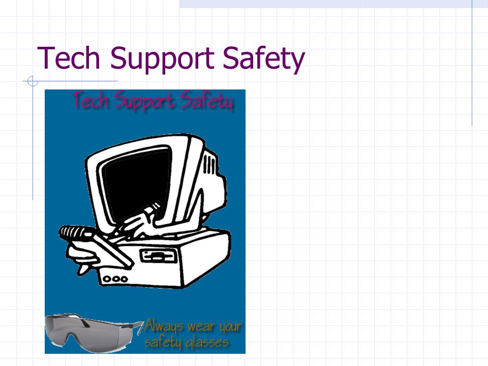 Tech Support Safety