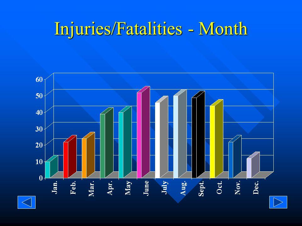 Fatalities - Year