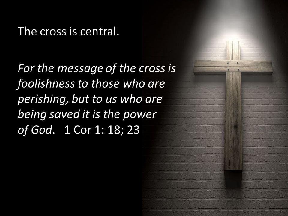 Why did Jesus have to die.