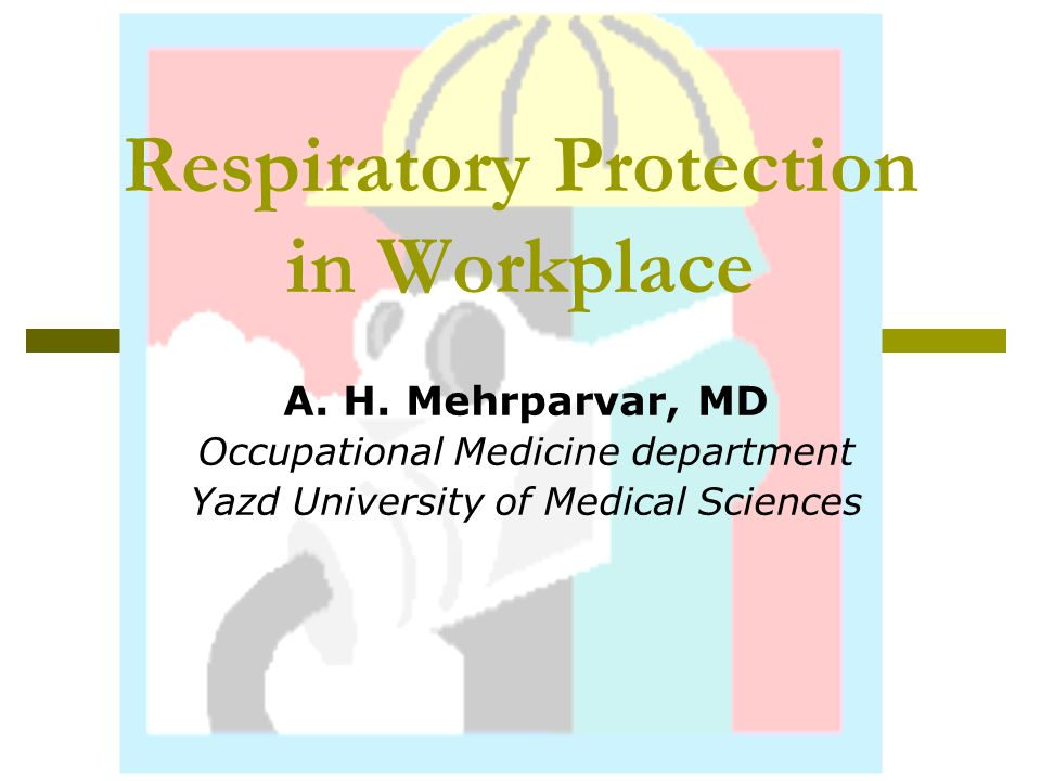  ratio of workplace air concentration to the occupational exposure level (e.g., PEL) defines the minimum degree of protection to be afforded, and greater respiratory protection may be needed occasionally.