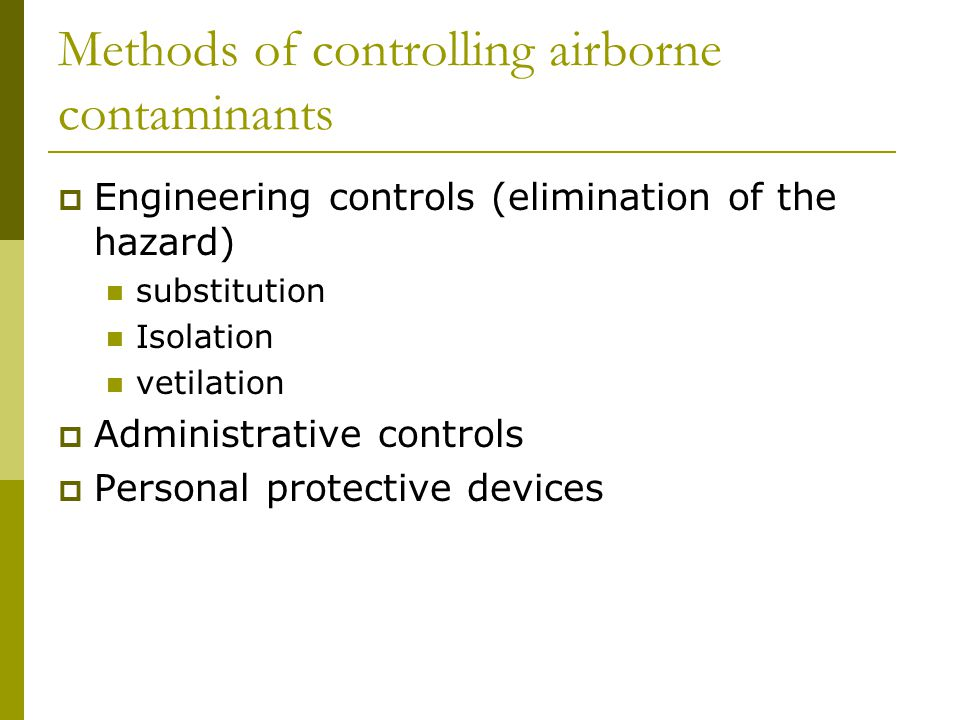 ASSIGNED PROTECTION FACTOR TABLE Demand Supplied-Air Respirators Half Mask APF=10 Full Face APF=50