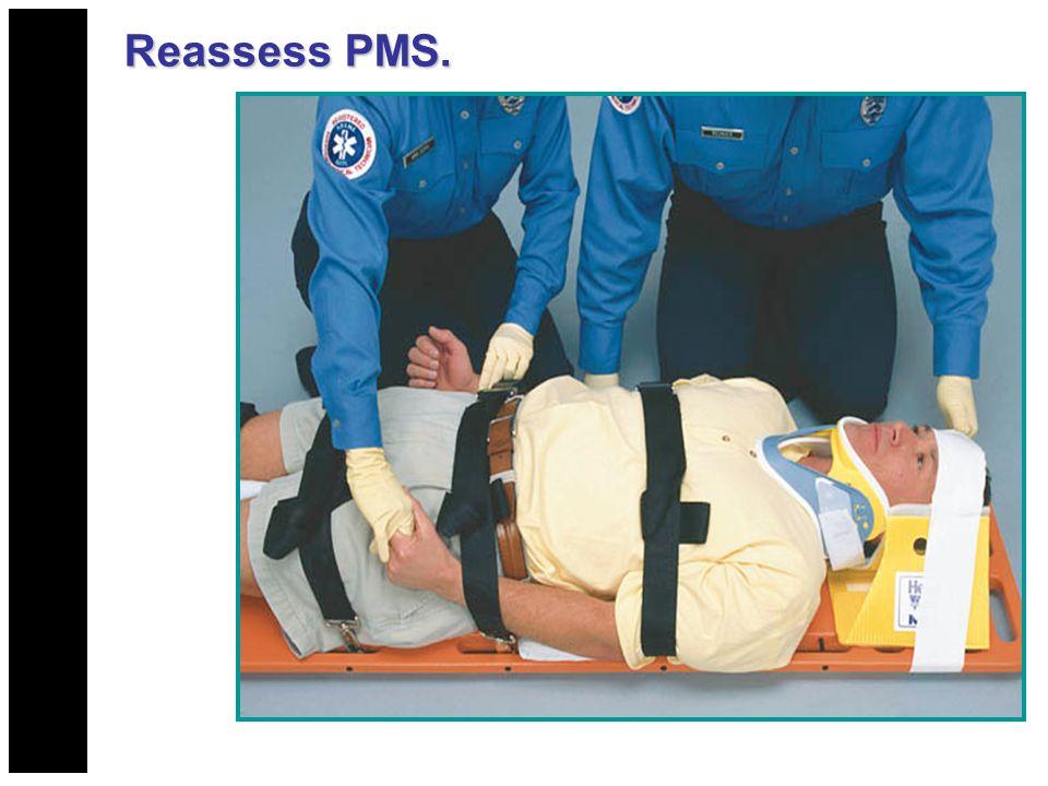 Reassess PMS.