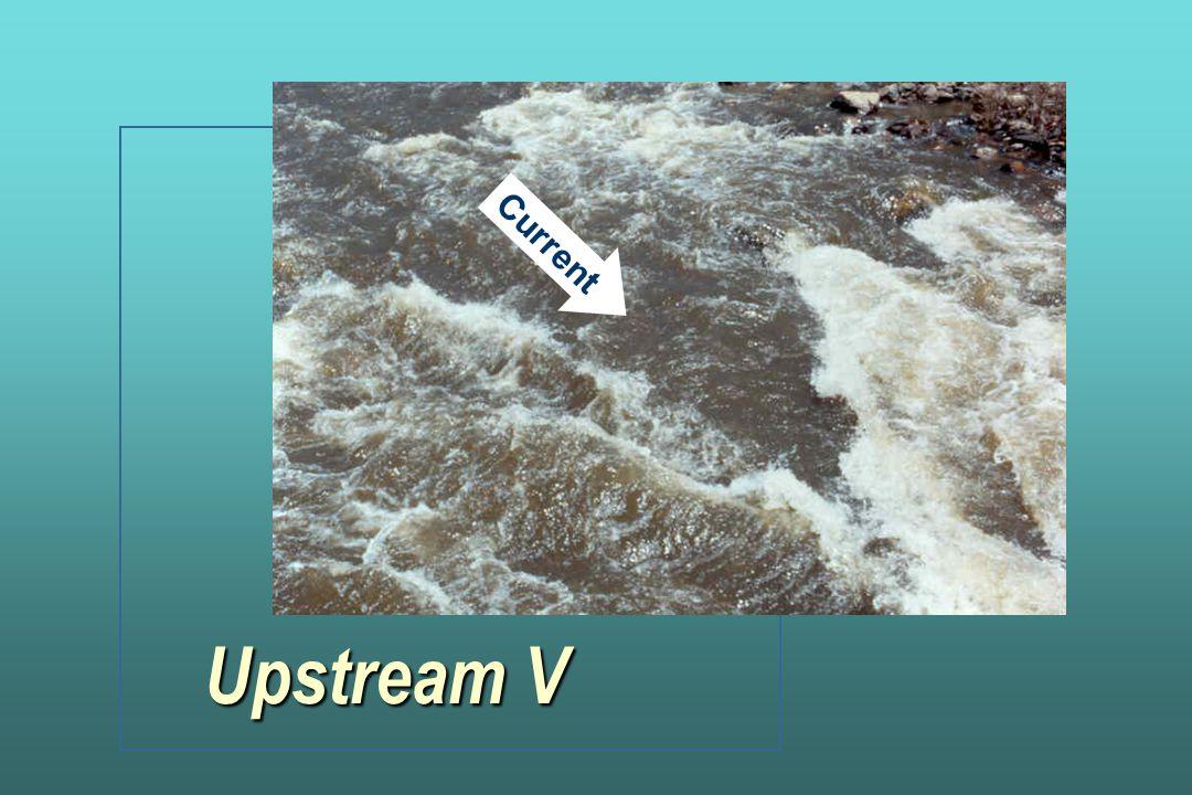 Upstream V Current