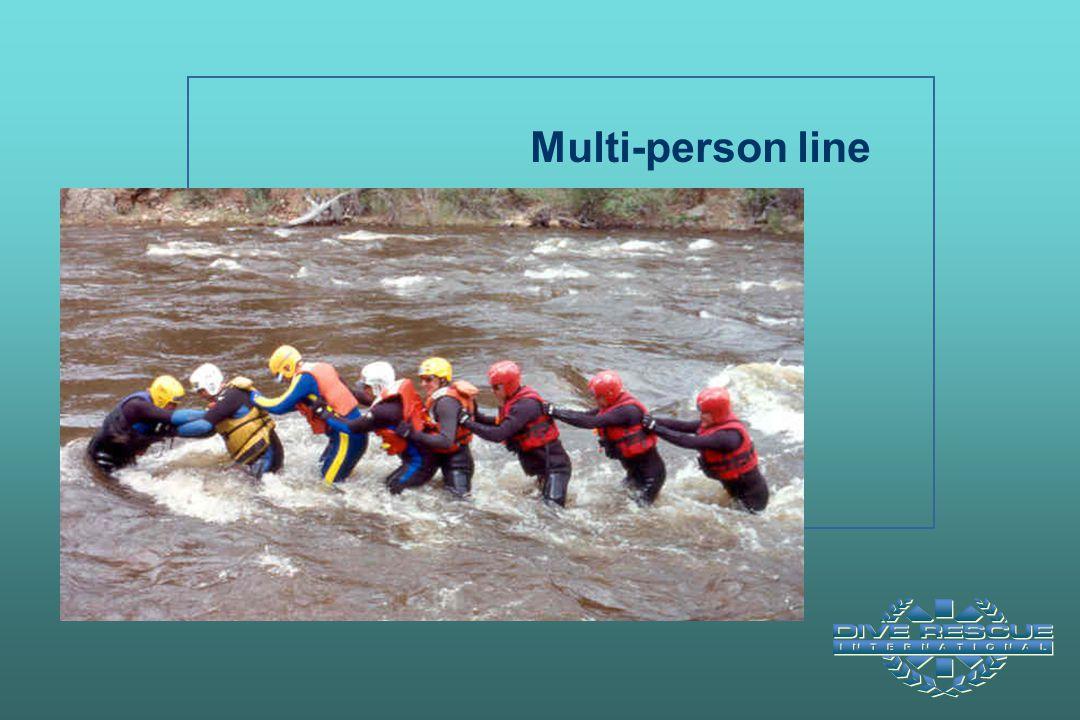 Multi-person line