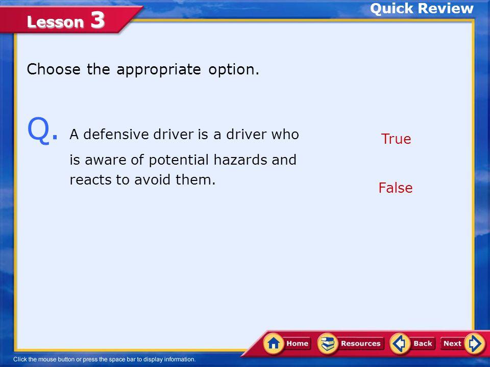 Lesson 3 A. 2.