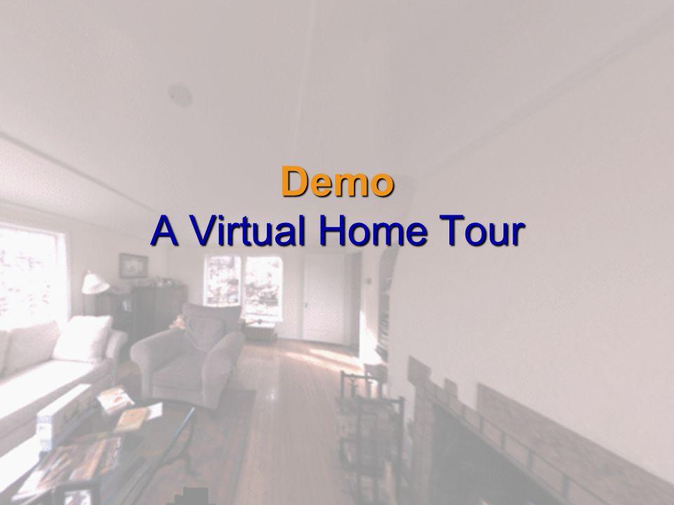Demo A Virtual Home Tour