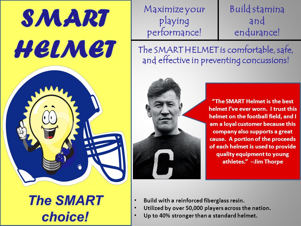 Maximize your playing performance. Build stamina and endurance.