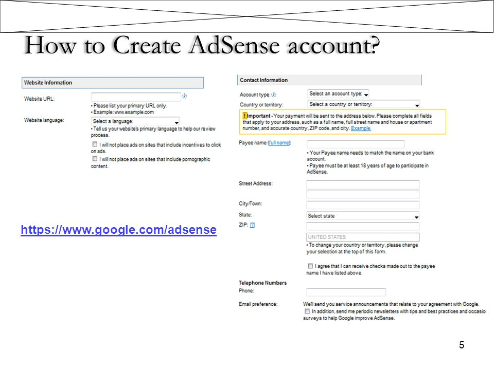 Advantages of Google AdSense Simple and quick method to earn by just creating a Google AdSense account.