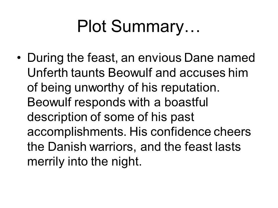 Plot Summary The Boast.
