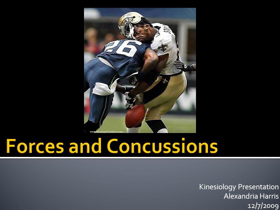 Kinesiology Presentation Alexandria Harris 12/7/2009