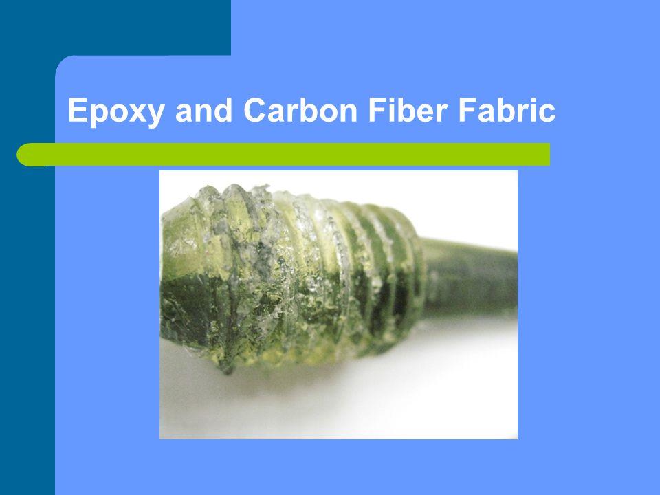 Epoxy and Carbon Fiber Fabric