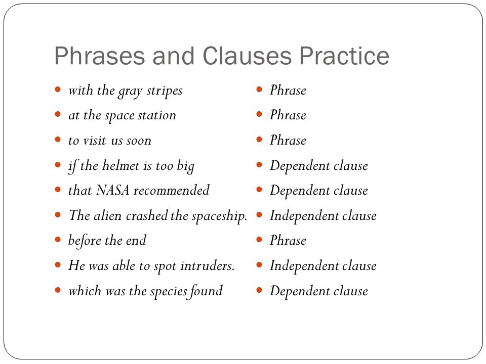 Kinds of Sentence Structures Simple sentence: A simple sentence is an independent clause.