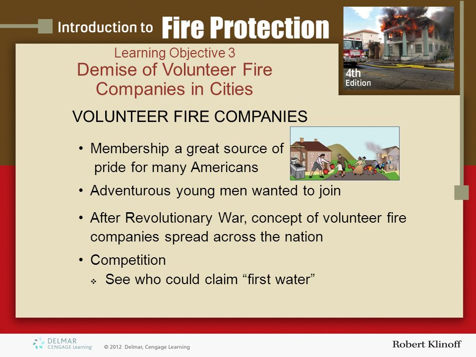FIRE APPARATUS Chemical wagon  Carried two tanks ─ one soda, one water  Effectiveness limited to what was on the wagon Internal combustion engine  Motorized apparatus eventually dominated  Today same motor propels the apparatus and pump Cont.