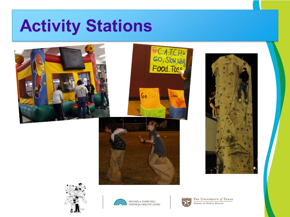 Activity Stations