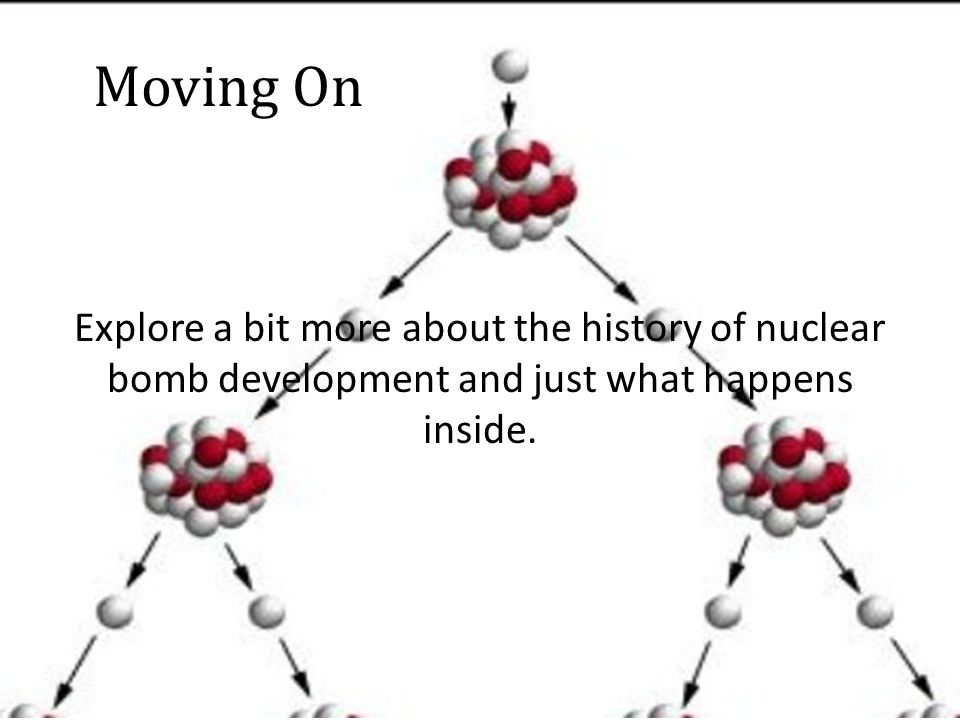 Action.Reaction. Nuclear Marbles.