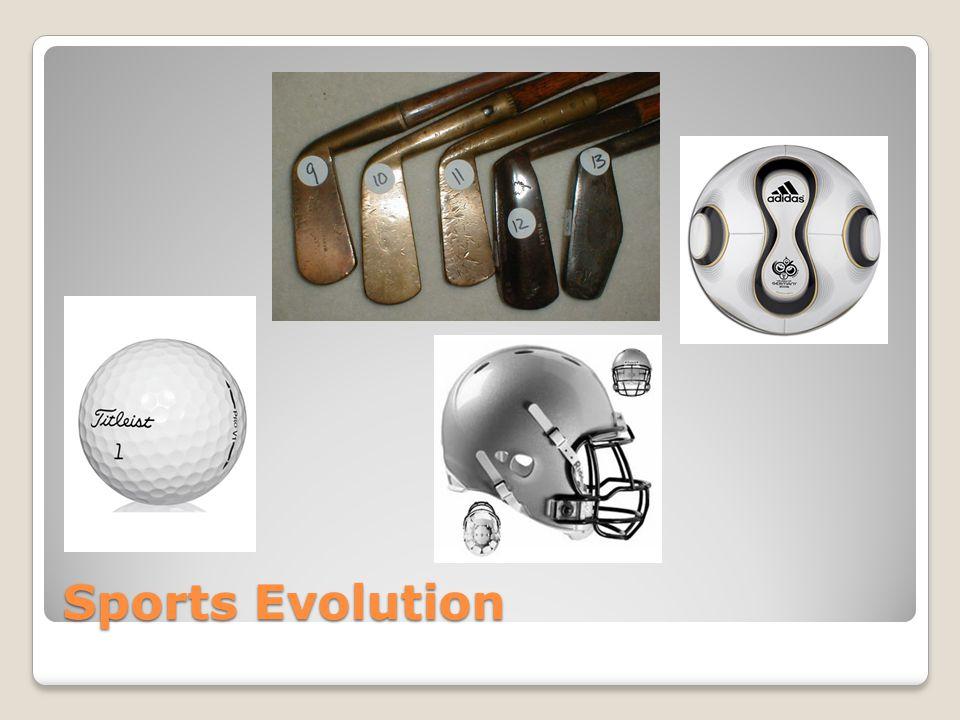 Sports Evolution