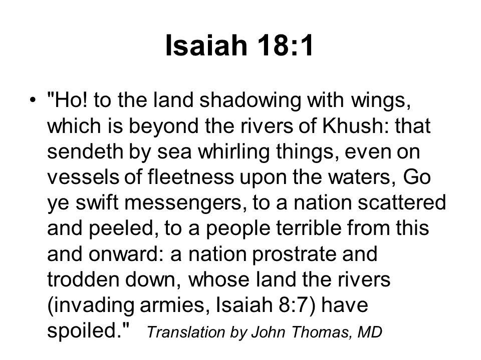 Isaiah 18:1 Ho.