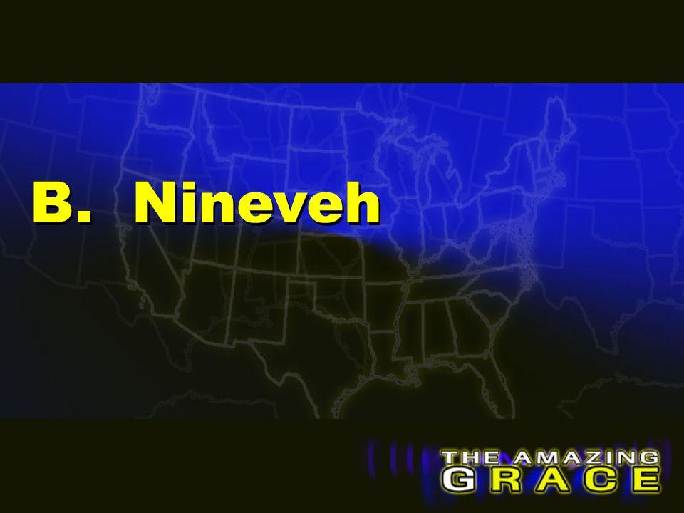 B. Nineveh