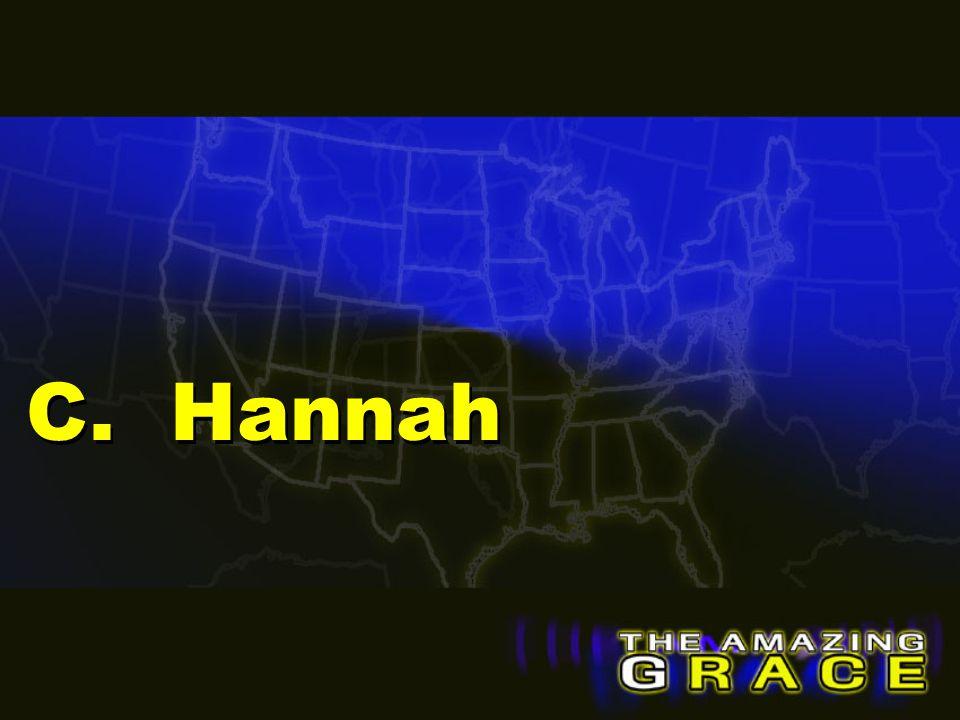 C. Hannah