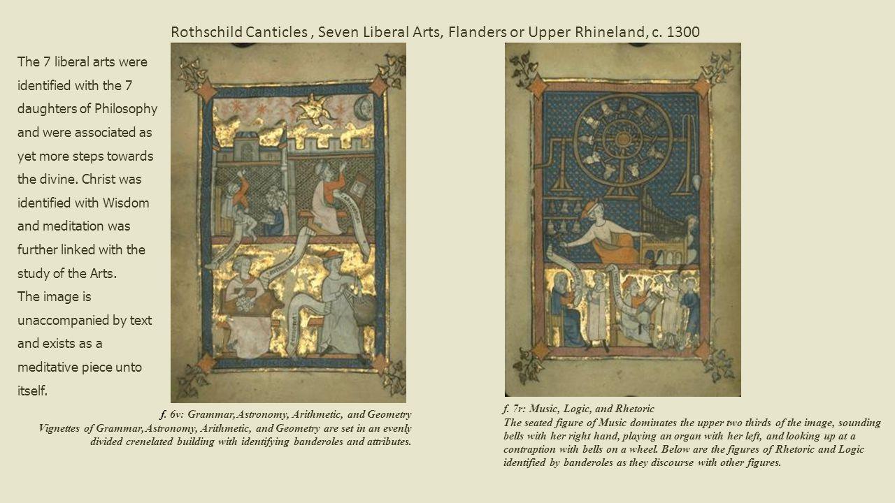 Luca della Robbia, the Elder Arithmetic or Geometry (Euclid and Pythagoras.