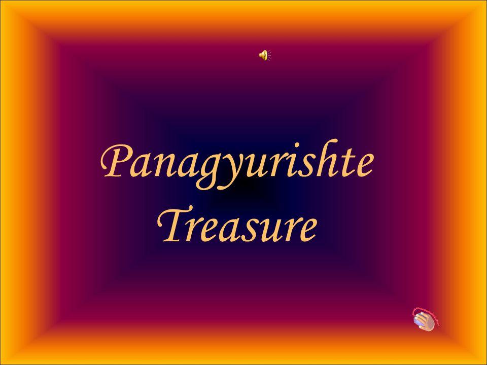 Bulgaria, Panagyurishte Treasure