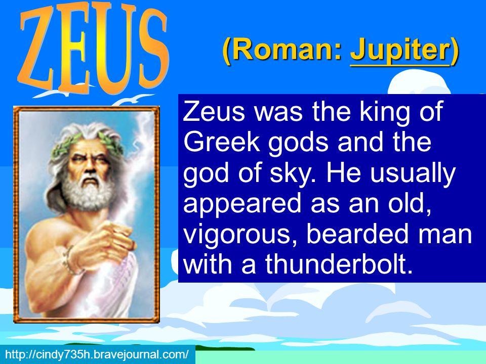 Apollo drove the Sun across the sky in his golden chariot.