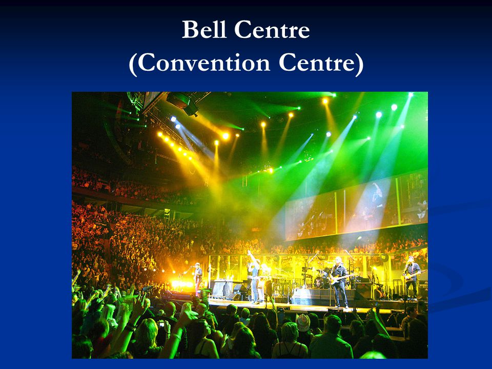Bell Centre (Convention Centre)