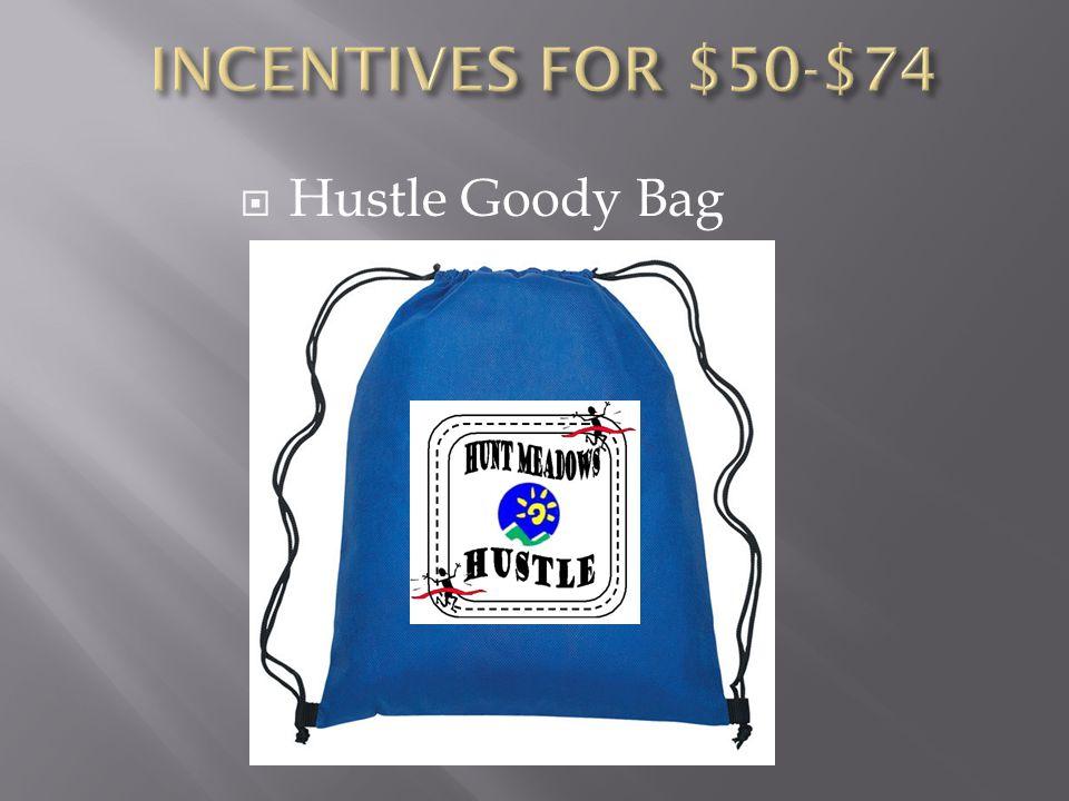  Hustle Goody Bag