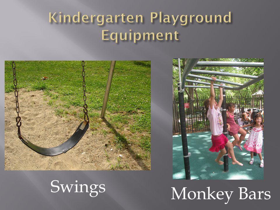 Swings Monkey Bars