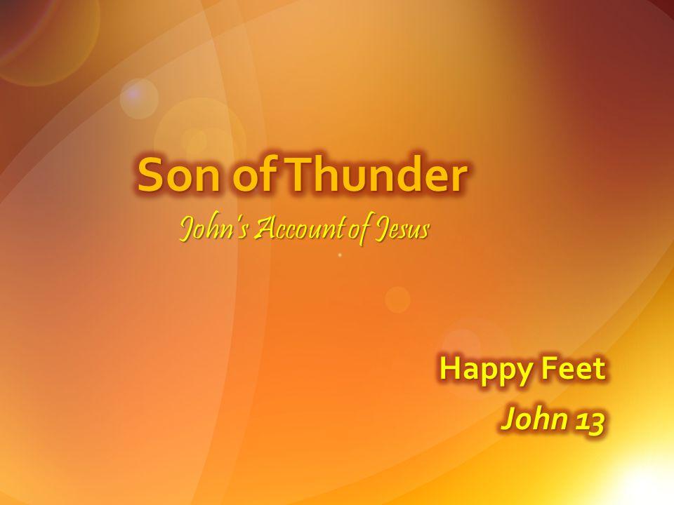John's Account of Jesus